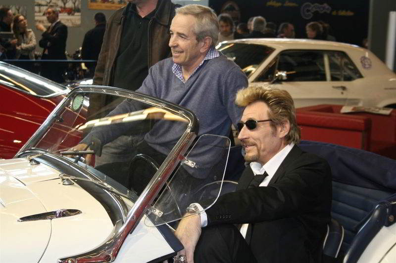 2015 04 Triumph du Mois Johnny  Retromobile (1)