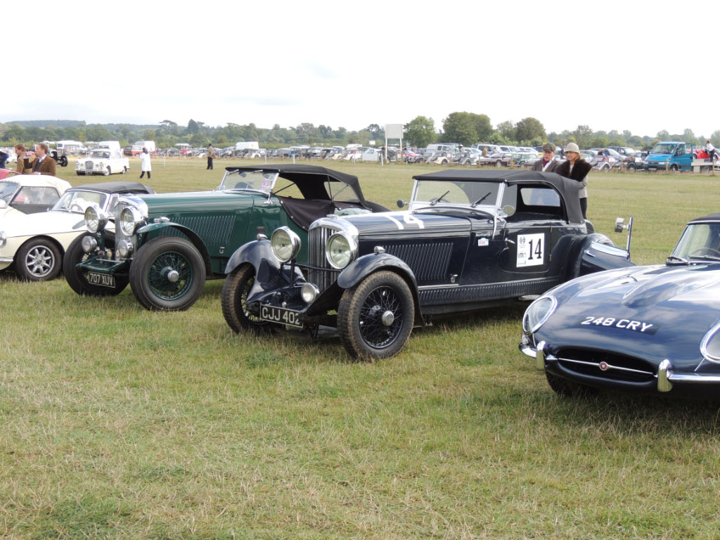 2013 International Goodwood Anciennes dans le Pre