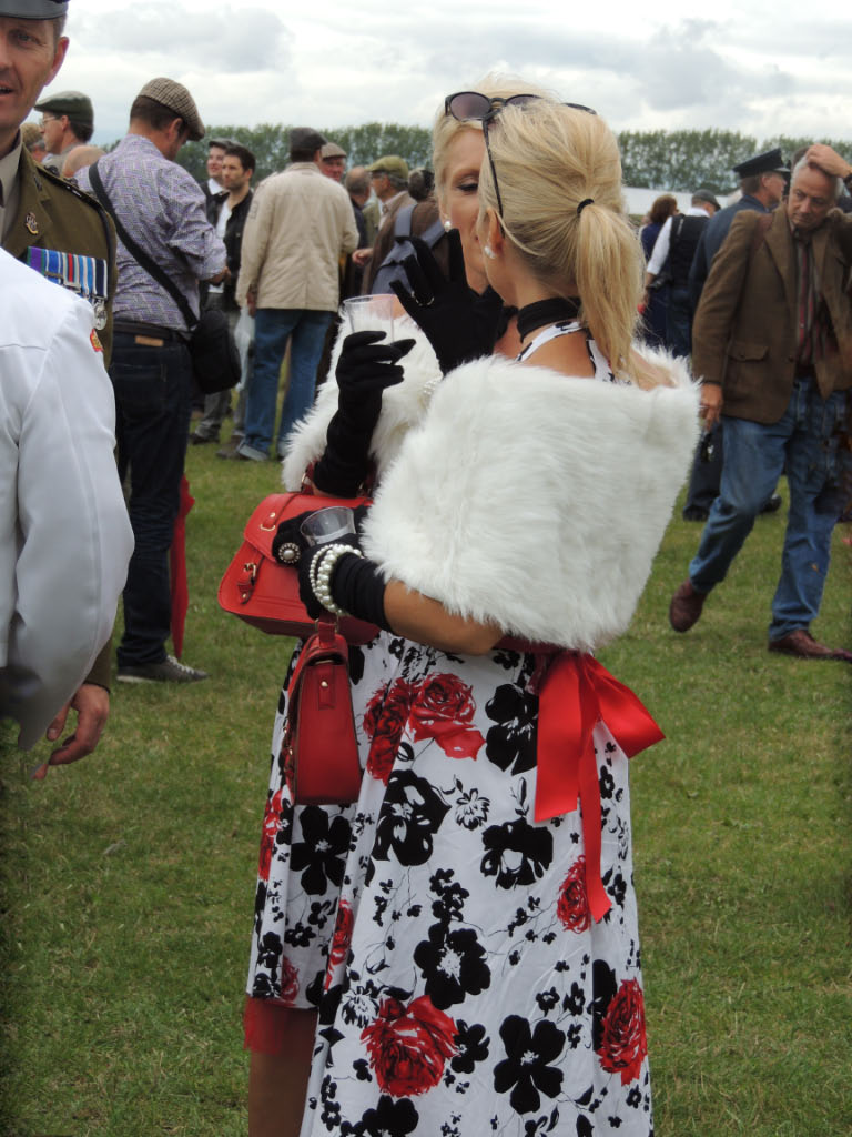 2013 International Goodwood Belles en Tenue d Epoque