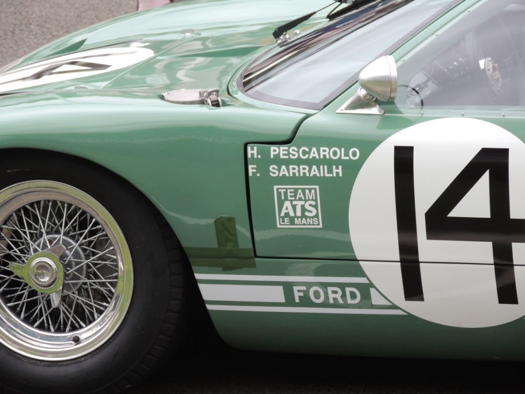 2013 International Goodwood Ford GT40 14