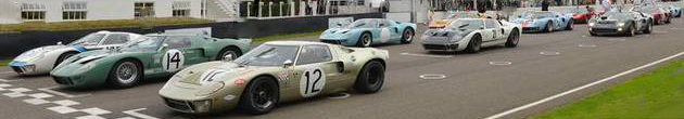 2013 International Goodwood GT40 Course