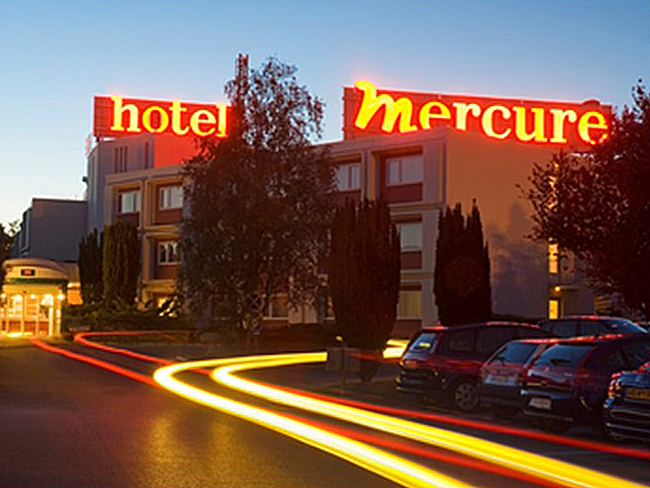 2018 Event Programme Mercure
