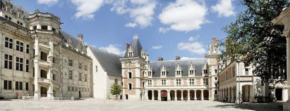 2018 Ile de France Blois Chateau 1