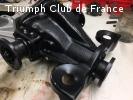 Pont arrière Triumph TR6