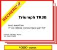 Recherche TR3B