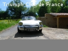 Triumph Spitfire MK3 1970