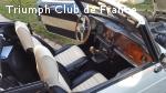 Vends Triumph TR6 USA 1971