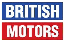 logo british motors